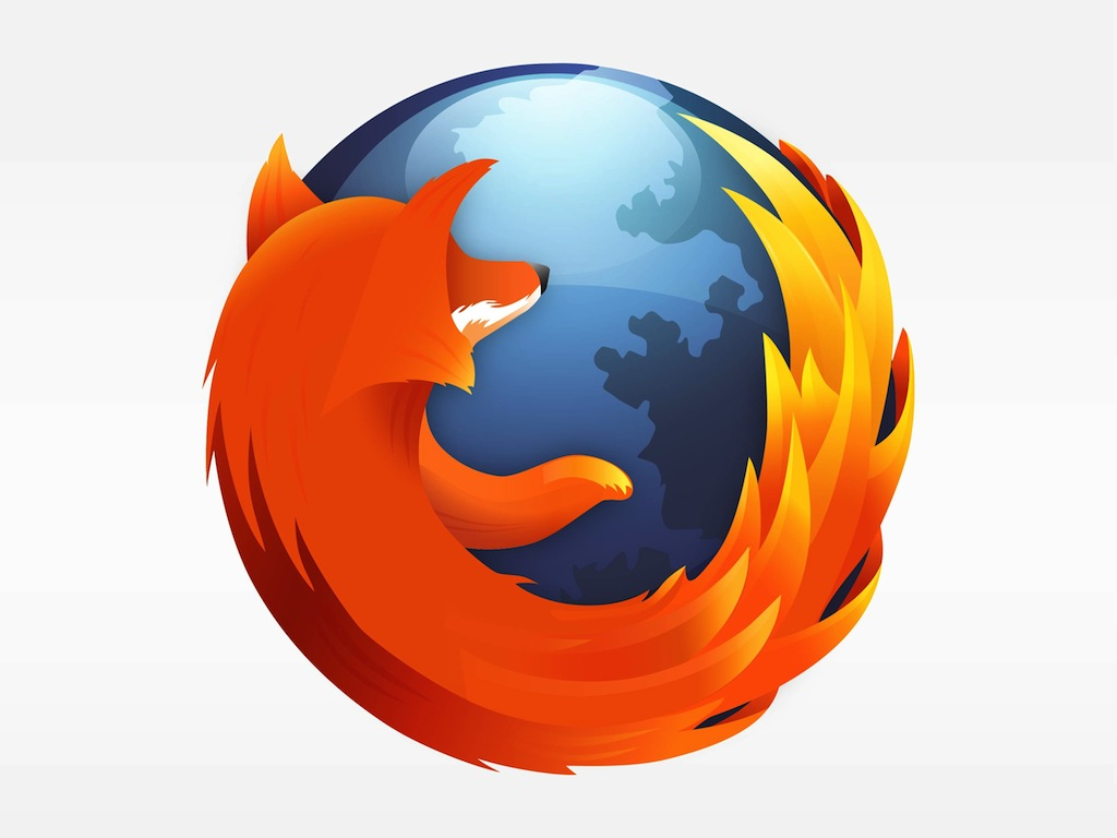 The Firefox Icon image